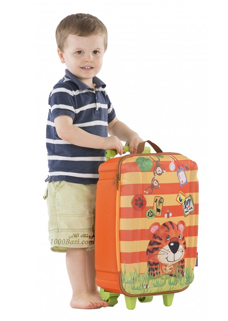 کیف کودک اوکی داگ طرح دار عروسکی  بچه گانه کودک  okiedog