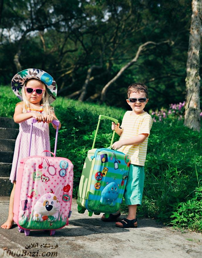 کیف مسافرتی بچه گانه اوکی داگ آلمان okiedog baby bag