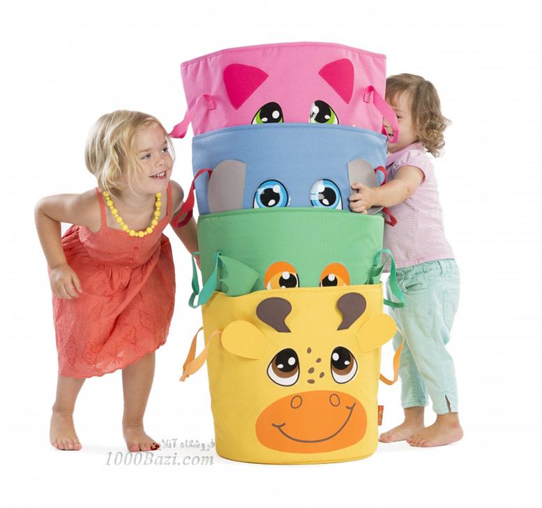سطل بازی و اسباب بازی  سطل لباس اوکی داگ okiedog آلمان