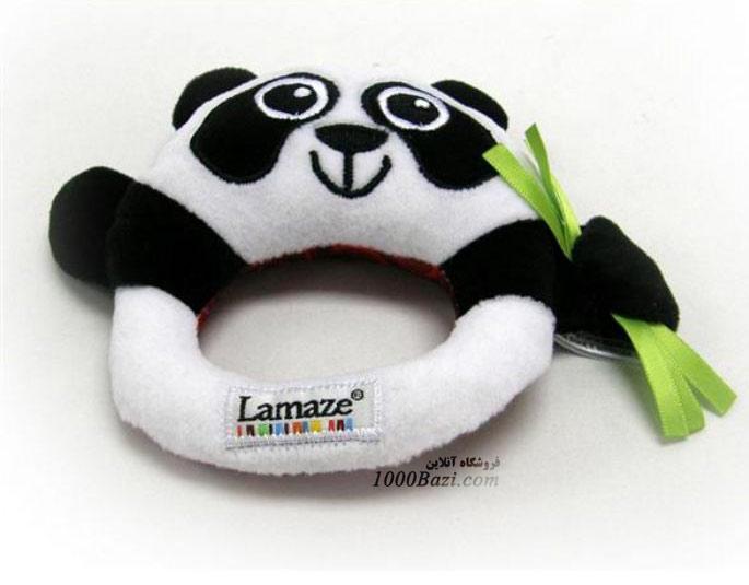 اسباب بازی لامیز مدل جغجغه نوزاد لاماز Lamaze
