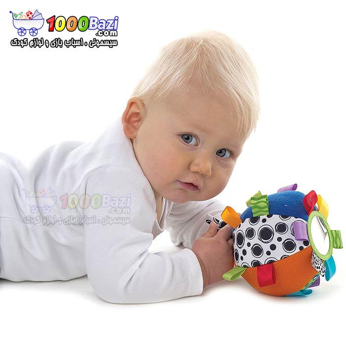 توپ پارچه ای کودک Playgro