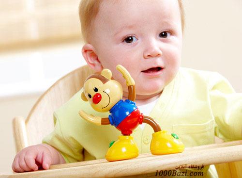 اسباب بازی میمون متصل تولو Tolo