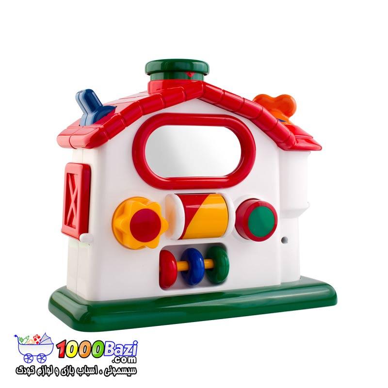 اسباب بازی نوزاد کودک اصطبل حیوانات تولو Tolo