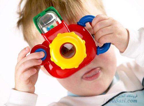 اسباب بازی دوربین کودک تولو Tolo