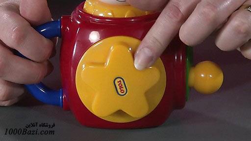 اسباب بازی تولو Tolo اسباب بازی نوزاد کودک بچه