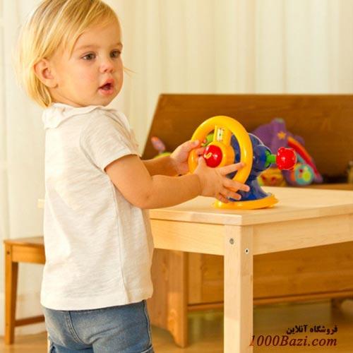 اسباب بازی کودک راننده تولو Tolo