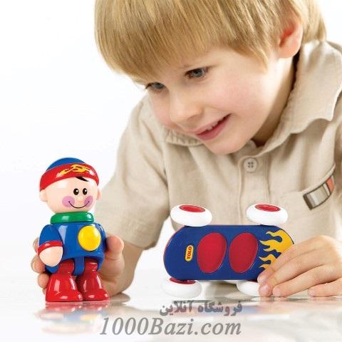 اسباب بازی اسکیت بورد کودک تولو Tolo