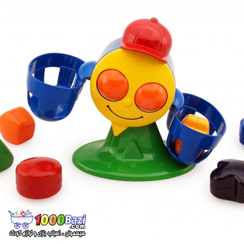 اسباب بازی نوزاد کودک ترازو تولو Tolo