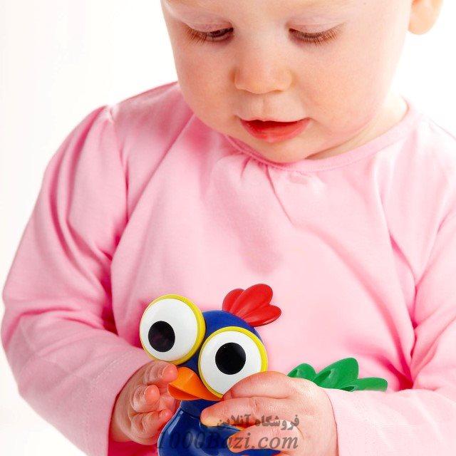 اسباب بازی طاووس کودک تولو Tolo