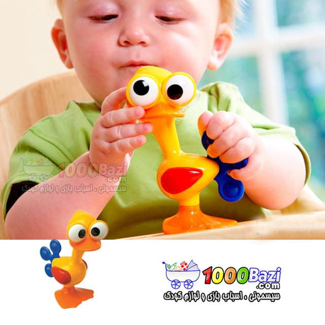 اسباب بازی پرنده کودک تولو Tolo