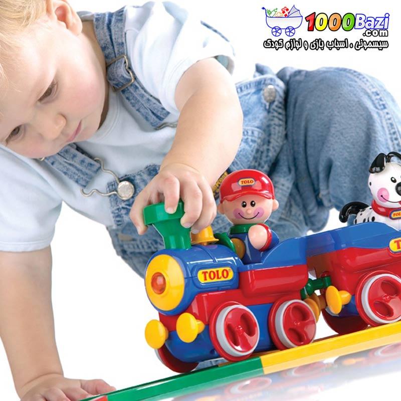 خرید فروش اسباب بازی قطار دودی کنترلی