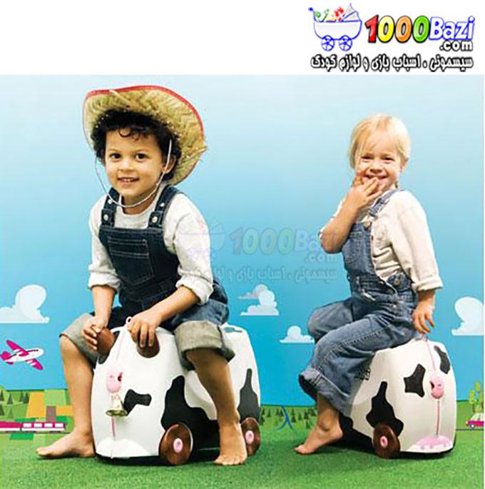 چمدان کودک چرخدار مسافرتی Trunki
