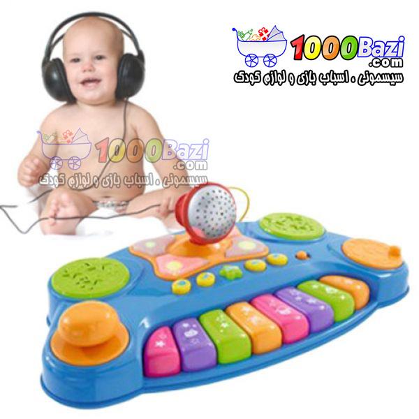 اسباب بازی پیانو موزیکال کودک Winfun