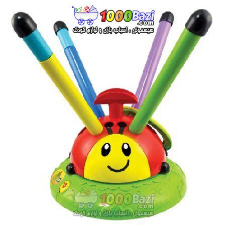 اسباب بازی حلقه پرتابی موزیکال کودک Winfun