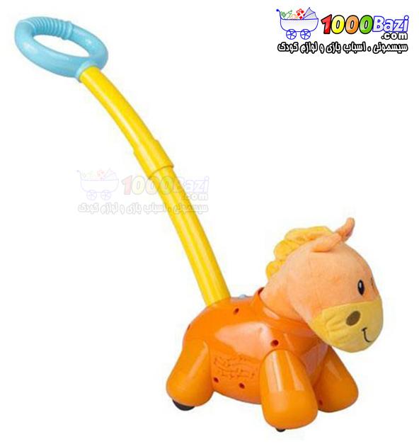 اسباب بازی واکر اسب موزیکال کودک Winfun