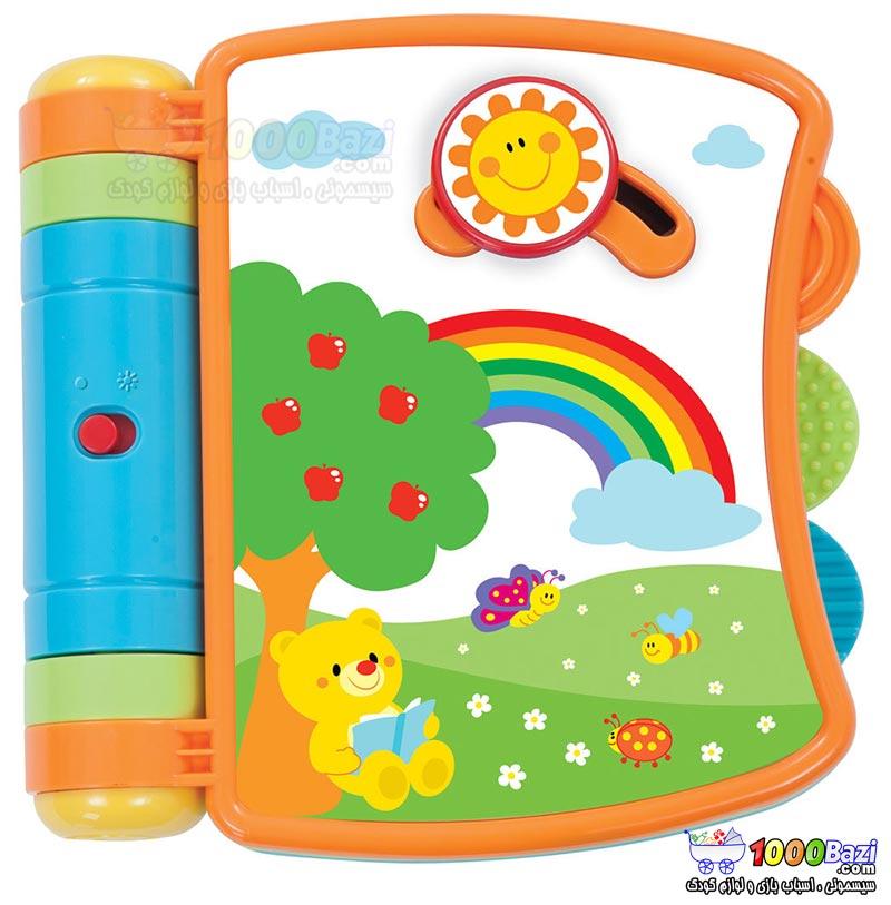 کتاب موزیکال کودک و نوزاد Winfun