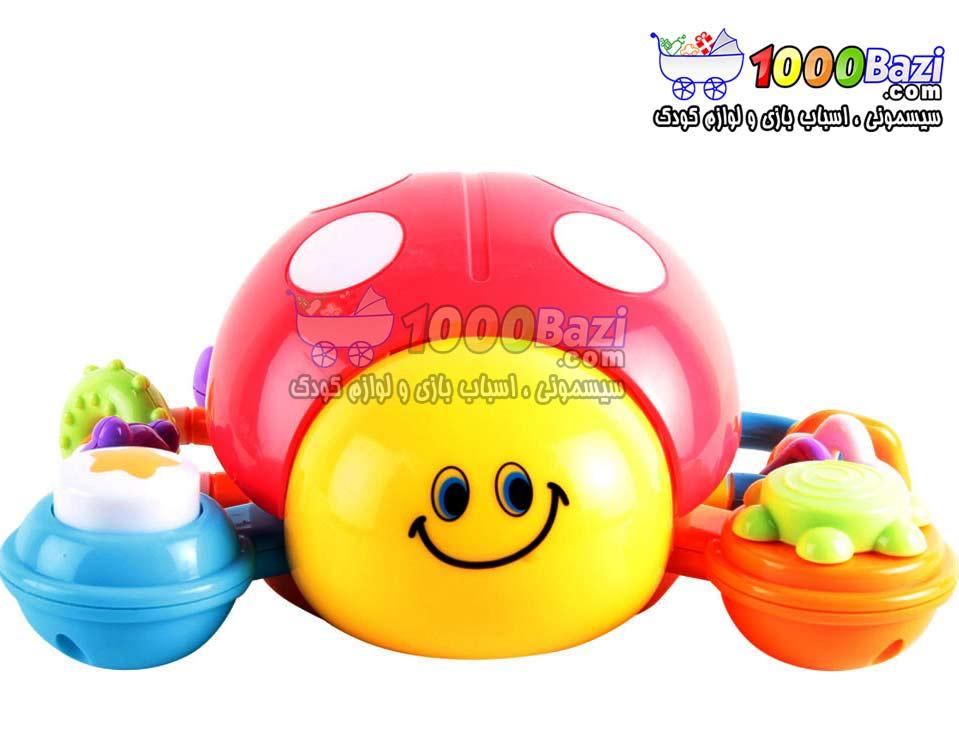 اسباب بازی کفشدوزک موزیکال کودک Winfun
