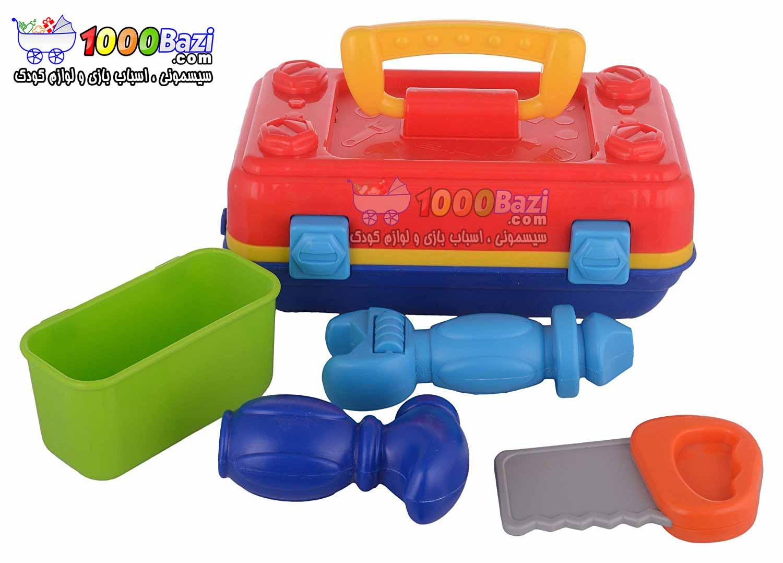 اسباب بازی جعبه ابزار موزیکال کودک Winfun