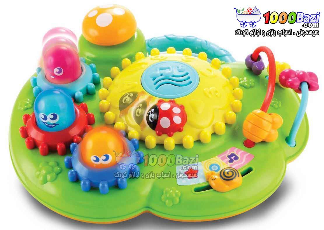 اسباب بازی باغ موزیکال کودک Winfun