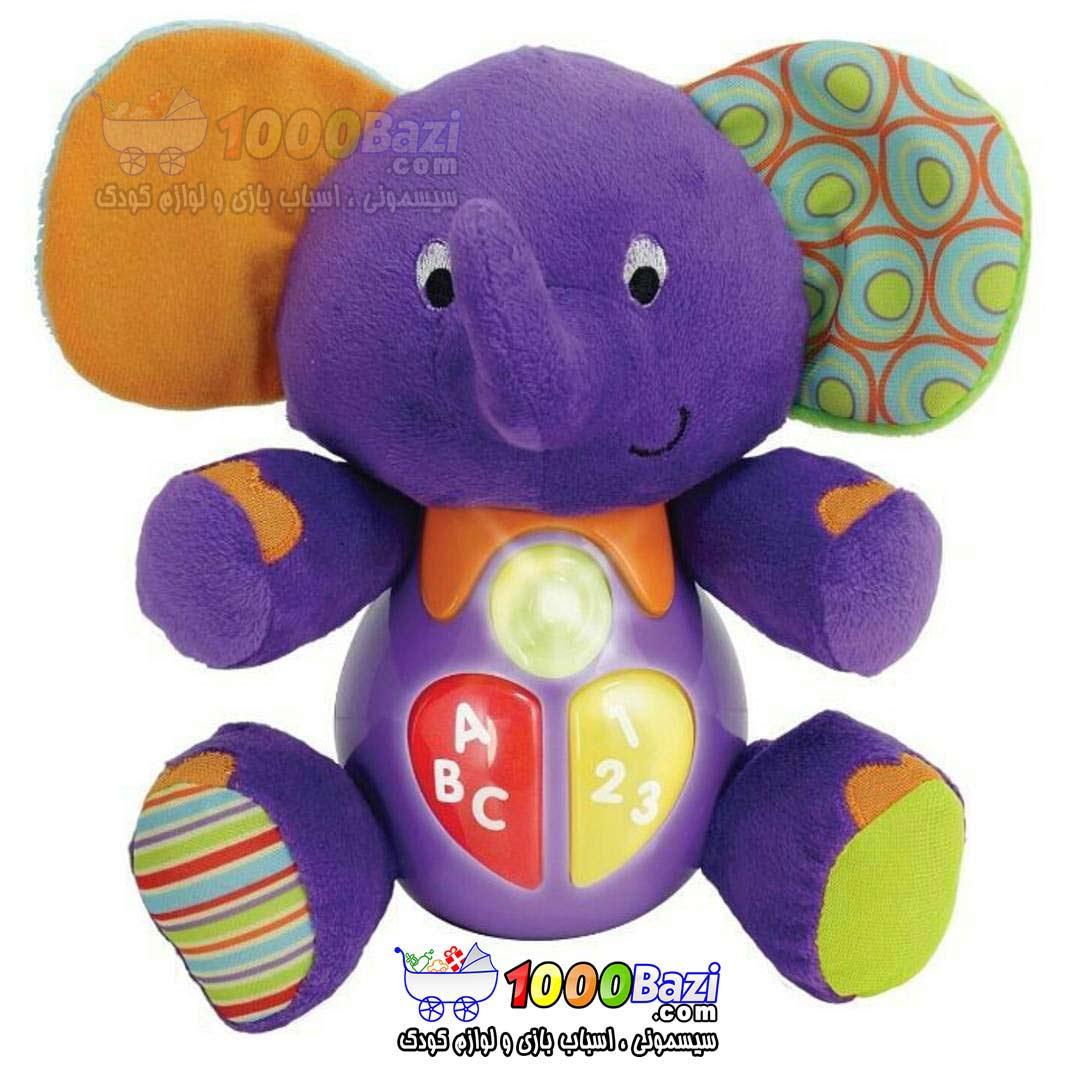اسباب بازی کودک فیل کشیدنی Winfun
