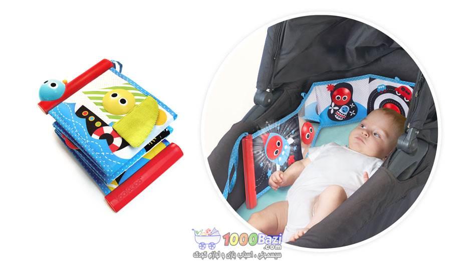 کتابچه موزیکال و چراغ دار نوزاد Yookidoo