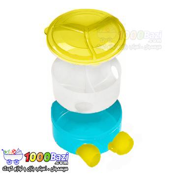مخزن نگهدارنده پودر شیر نوزاد Yookidoo