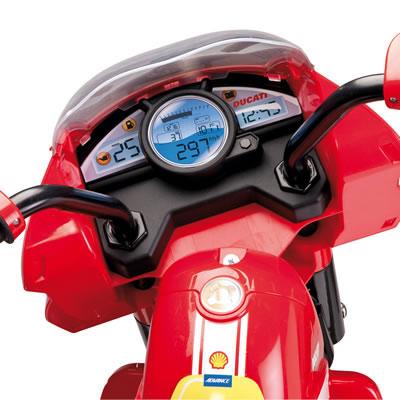 موتور شارژی دوگاتی پگ پرگو
