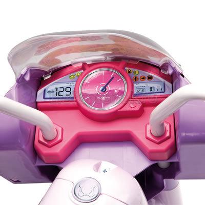 موتور شارژی سه چرخ کودک