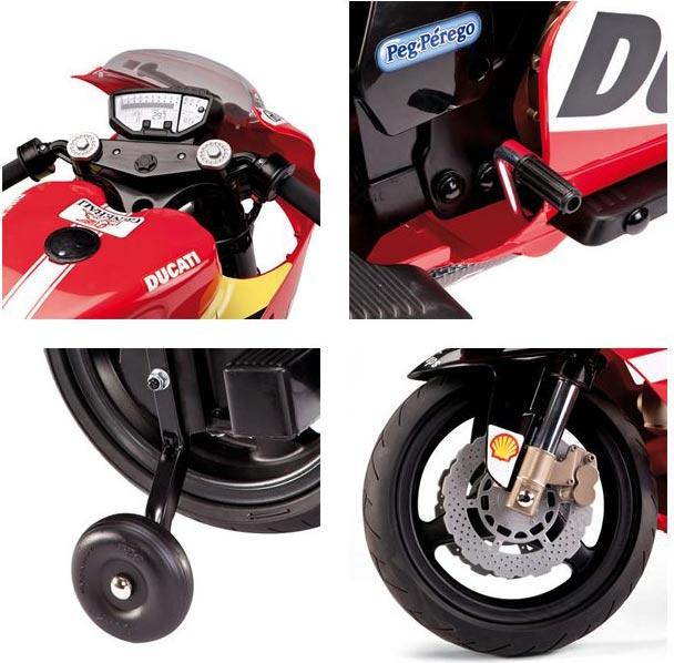 موتور سیکلت شارژی پگ پرگو