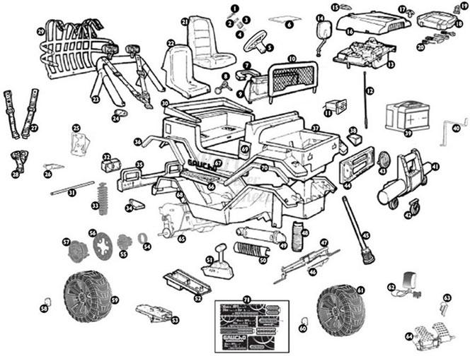 نقشه ماشین شارژی