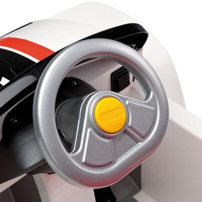 ماشین شارژی کودک پگ پرگو ساخت ایتالیا